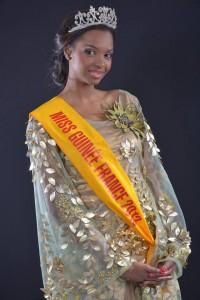 Miss Guinée France2012