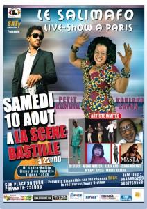 Salimafo Show Paris