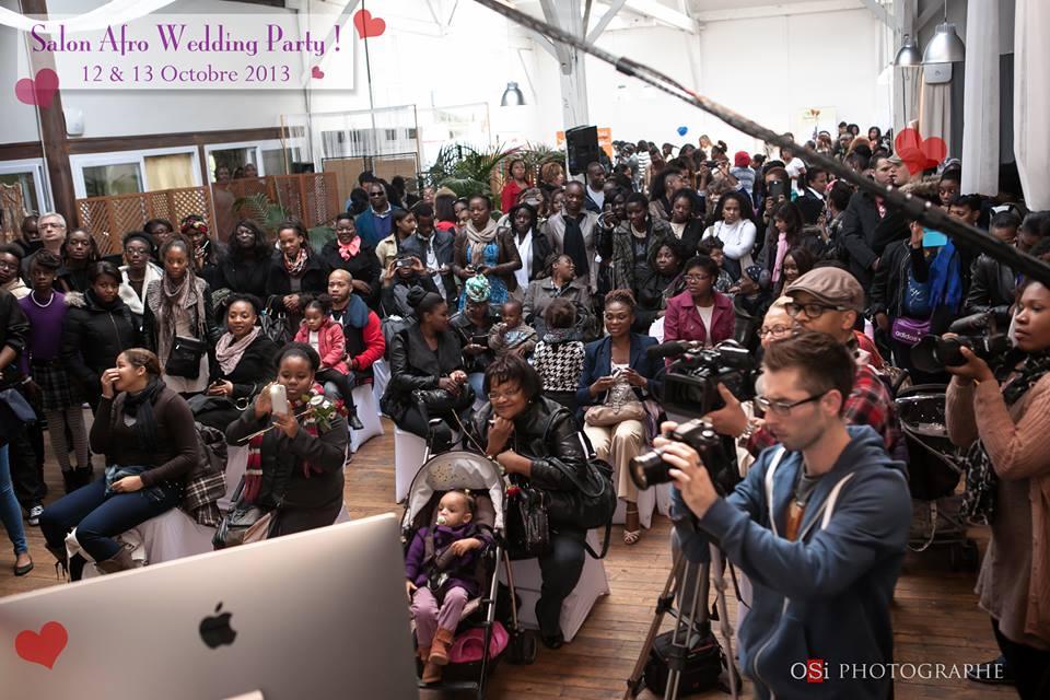 Photos afro wedding party 2013 premier salon du for Salon afro antillais paris