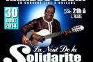 Amadou Sodia en concert à Orléans !