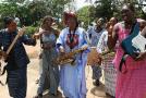 Les Amazones de Guinée en manque de moyens pour se relever