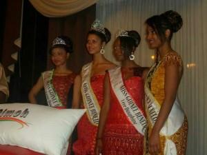 Miss guinée bénélux 2014