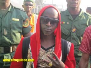 Safa Diallo à Conakry