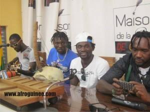 Espoirs deConronthie_Guinée2015