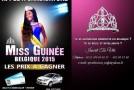 Miss Guinée Belgique 2015 : Inscrivez-vous !