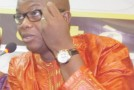 Tidiane Soumah menace et traite un journaliste de »minable»