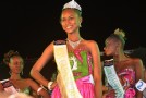 Safiatou Baldé a été élue Miss Guinée 2016