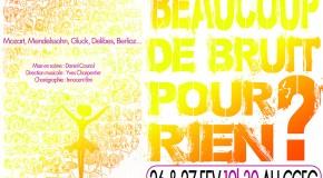''Beaucoup de bruit pour rien'', un hommage à Shakespeare au CCFG