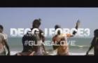 Vidéo: Degg J Force 3 propose le clip «GuineaLove»
