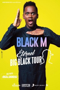 Toutes les dates du BIG Black Tour 2017 !