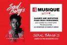 Soul Bang's, toutes les dates de sa tournée avec RFI !