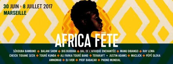 La 13ème édition du Festival Africa Fête s'annonce !