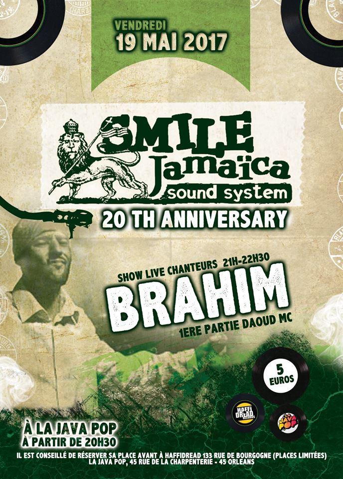 Brahim en show Live à Orléans !