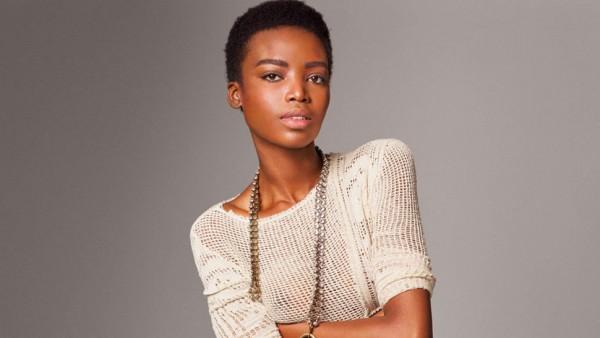 Maria Borges devient la première africaine à poser en couverture de Elle US