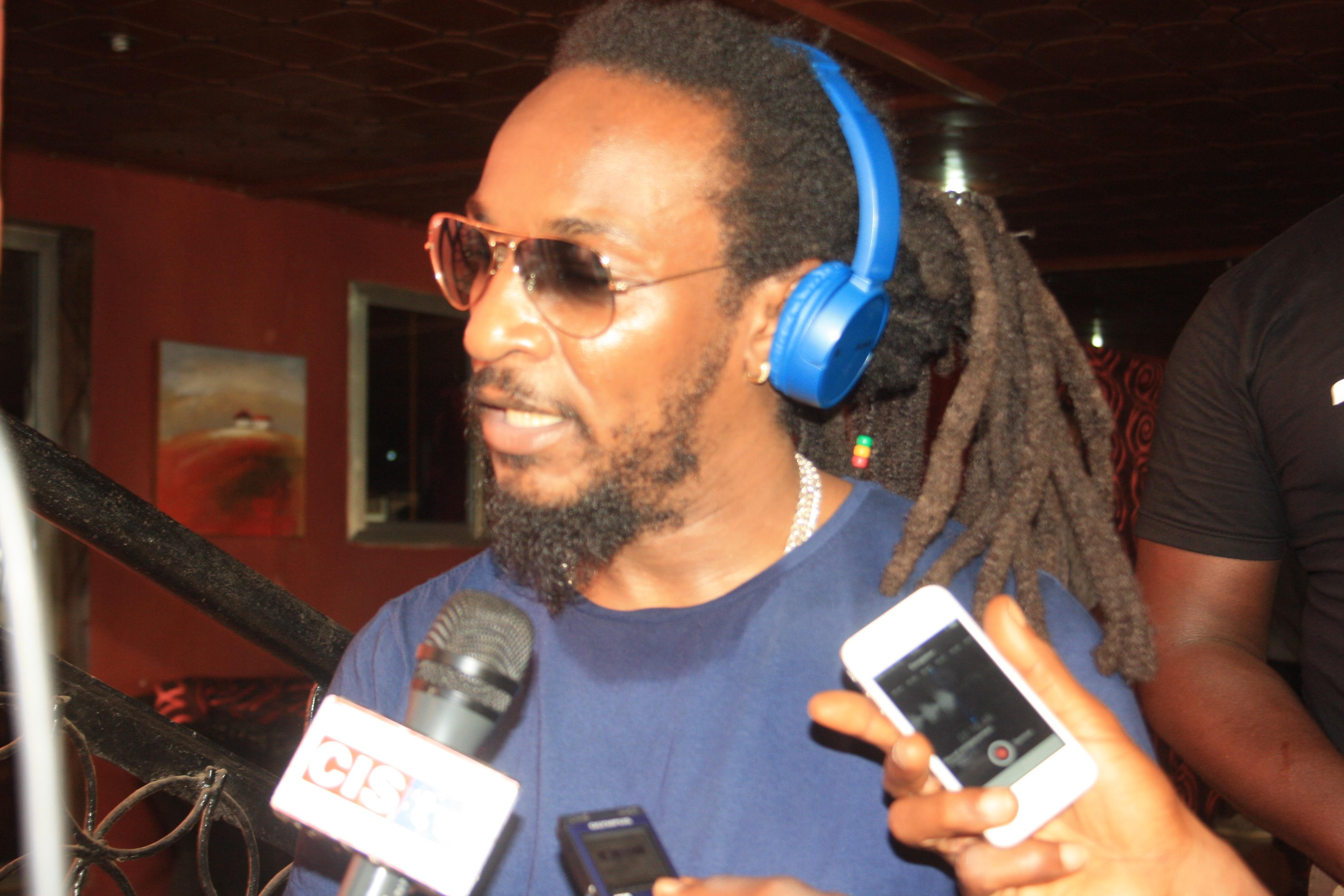 Baara-K est à Conakry pour le concert du 19 Mai !