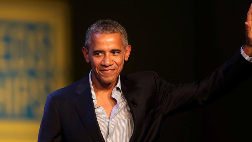 Barack Obama va ouvrir un studio d'enregistrement à Chicago