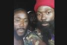 Conakry : Elie kamano brave la pluie pour tenir son concert