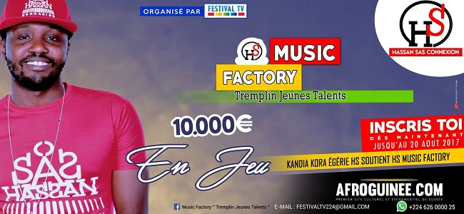 HS Music Factory, une centaine d'artistes inscrits !