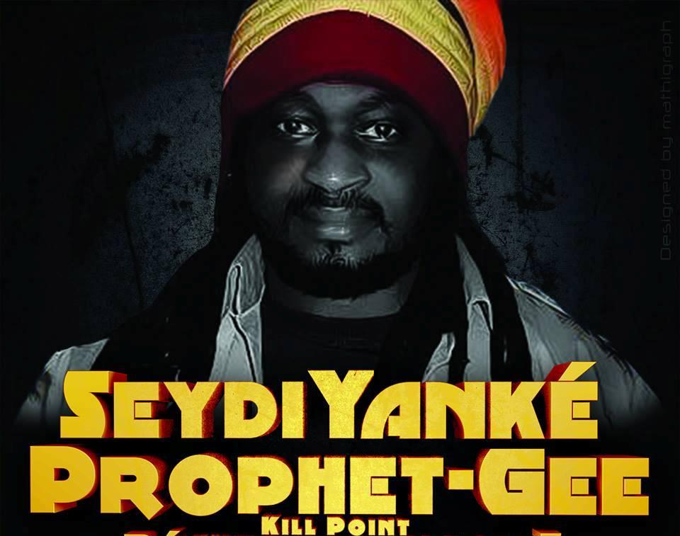 Kill-Point: Prophet-Gee est en séjour à Conakry!