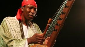 Le spectacle de N'fally Kouyaté empêché par la pluie à Conakry