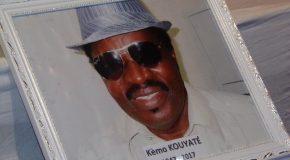 Le musicien guinéen, Kemo Kouyaté a regagné sa dernière demeure