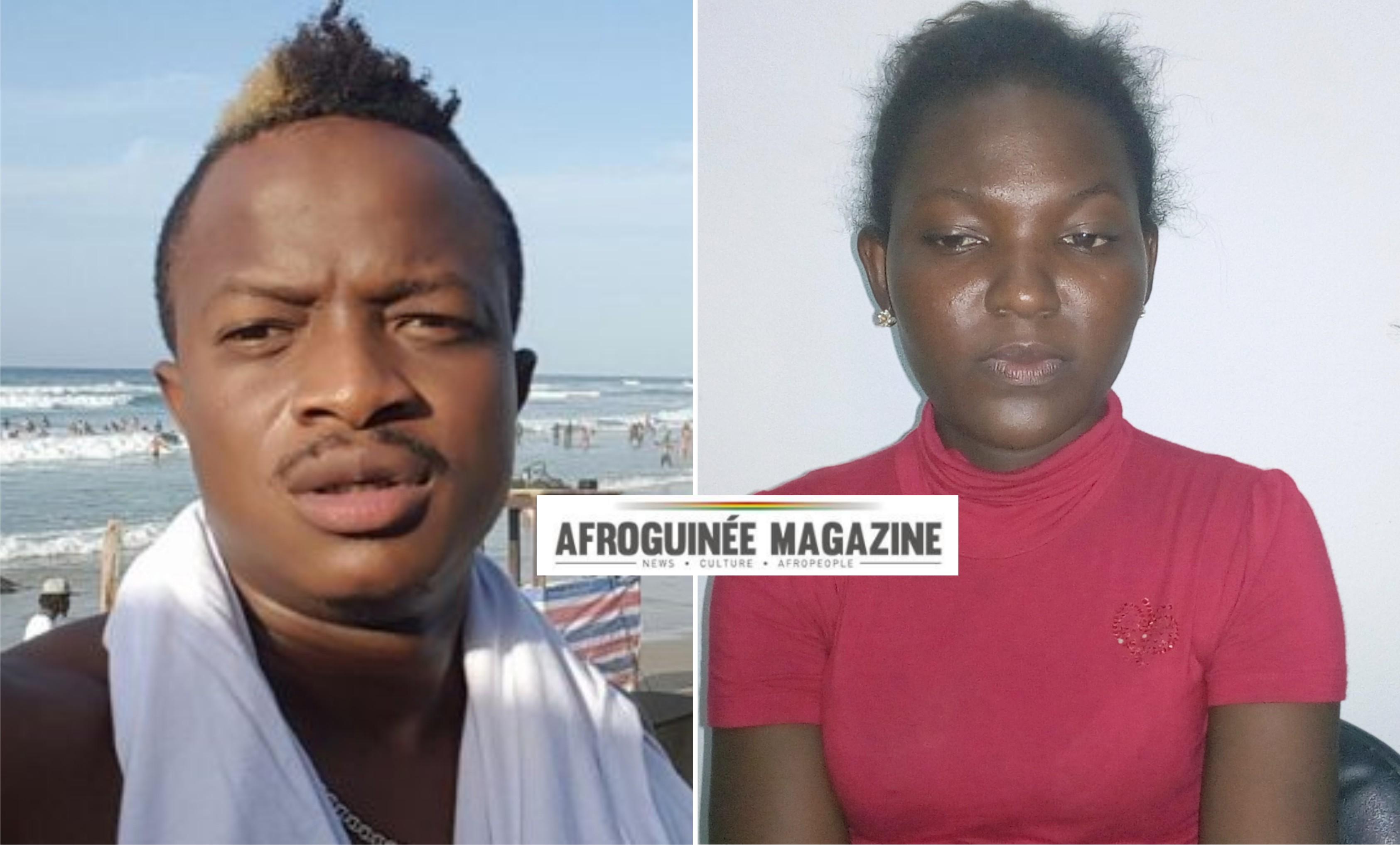Diaraye : « Marcus ne m'a pas violé. J'ai menti sur lui » (Exclusif)