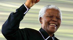 Mandela, immortalisé à Conakry!