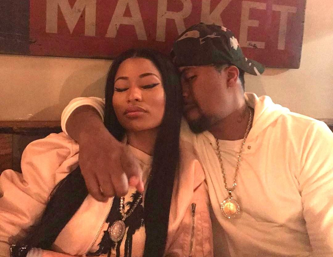 Nicki Minaj : enceinte de Nas ?