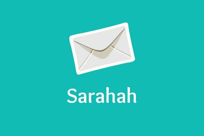 Sarahah l'Appli qui veut défier Facebook