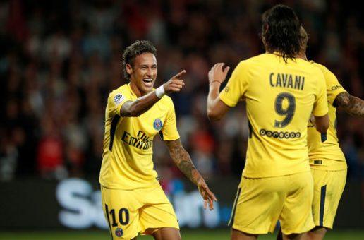 FOOT : Une entrée réussie pour Neymar en Ligue 1 !