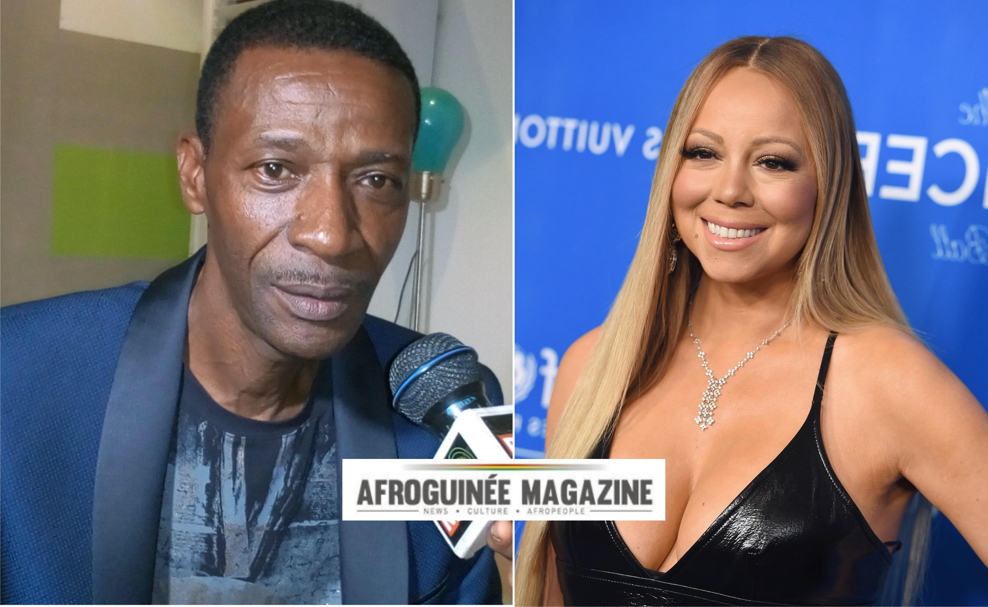 On a écouté le nouveau tube de Fodé Baro en featuring avec Mariah Carey