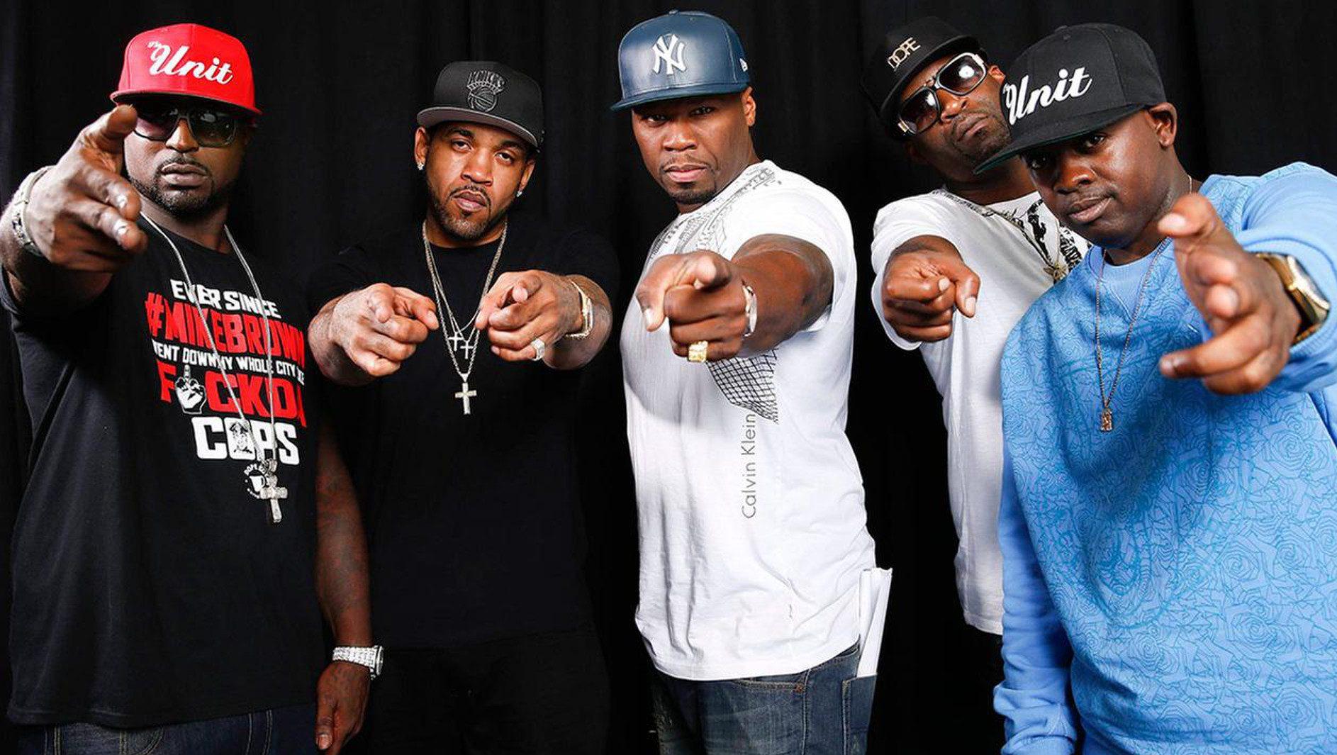 50 cent reforme le collectif G-Unit pour une mixtape intitulée « Power »