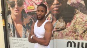 BIG MOOSE , le jeune rappeur guinéen de New Jersey!