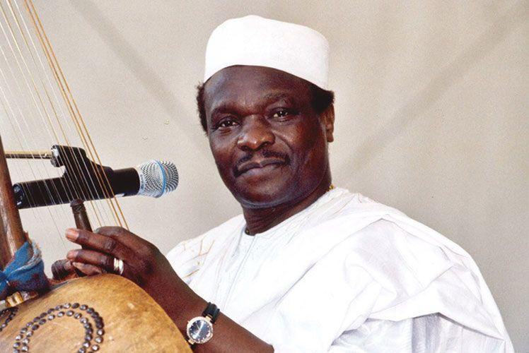 SACEM : Mory Kanté rafle le grand prix des musiques du monde