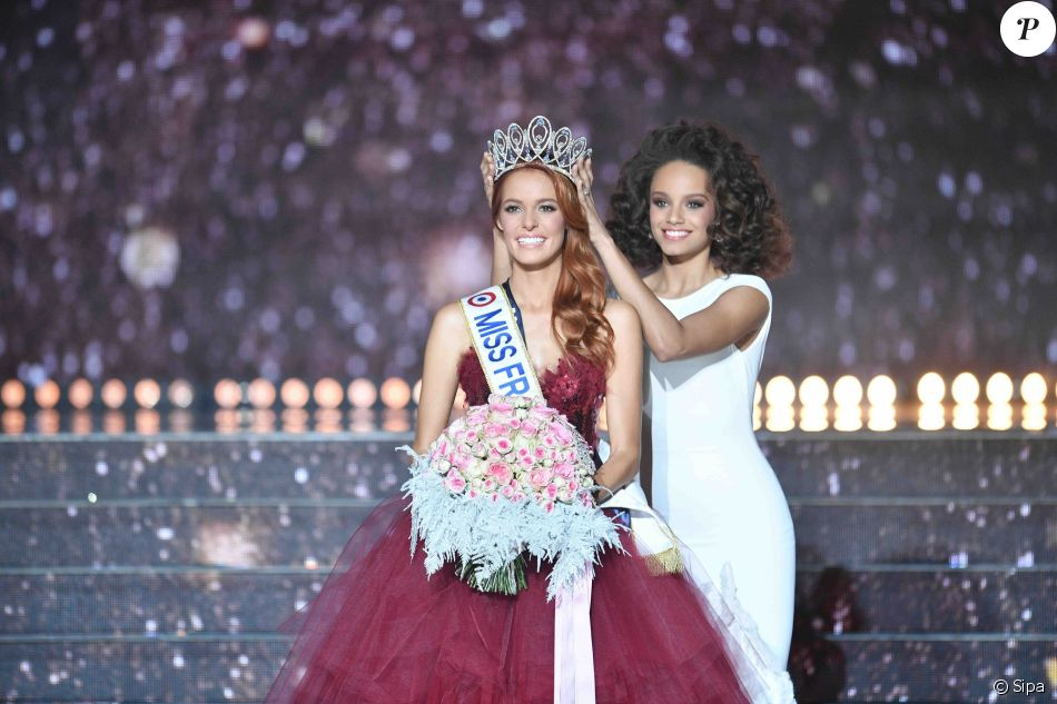 Maëva Coucke élue Miss France 2018 !