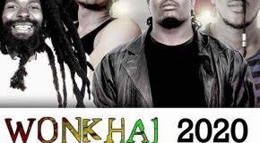 Wonkhai 2020 au New Morning le 29 déc !