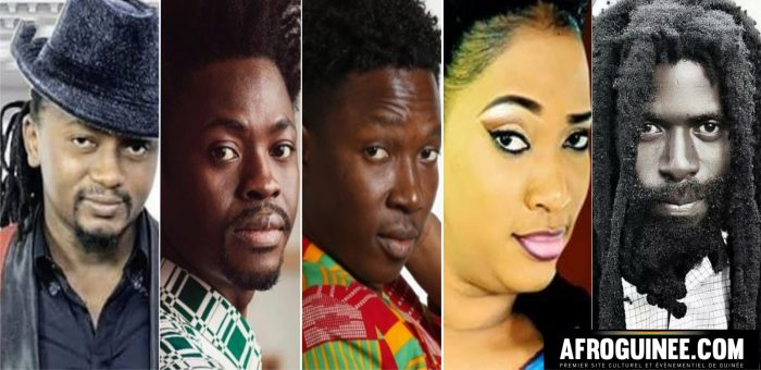 Musique : Les artistes guinéens à suivre en 2018