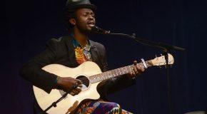 Moh Kouyaté en concert au CCFG, ce vendredi !