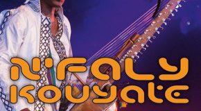 N'Faly Kouyaté fera vibrer le MASA 2018 !