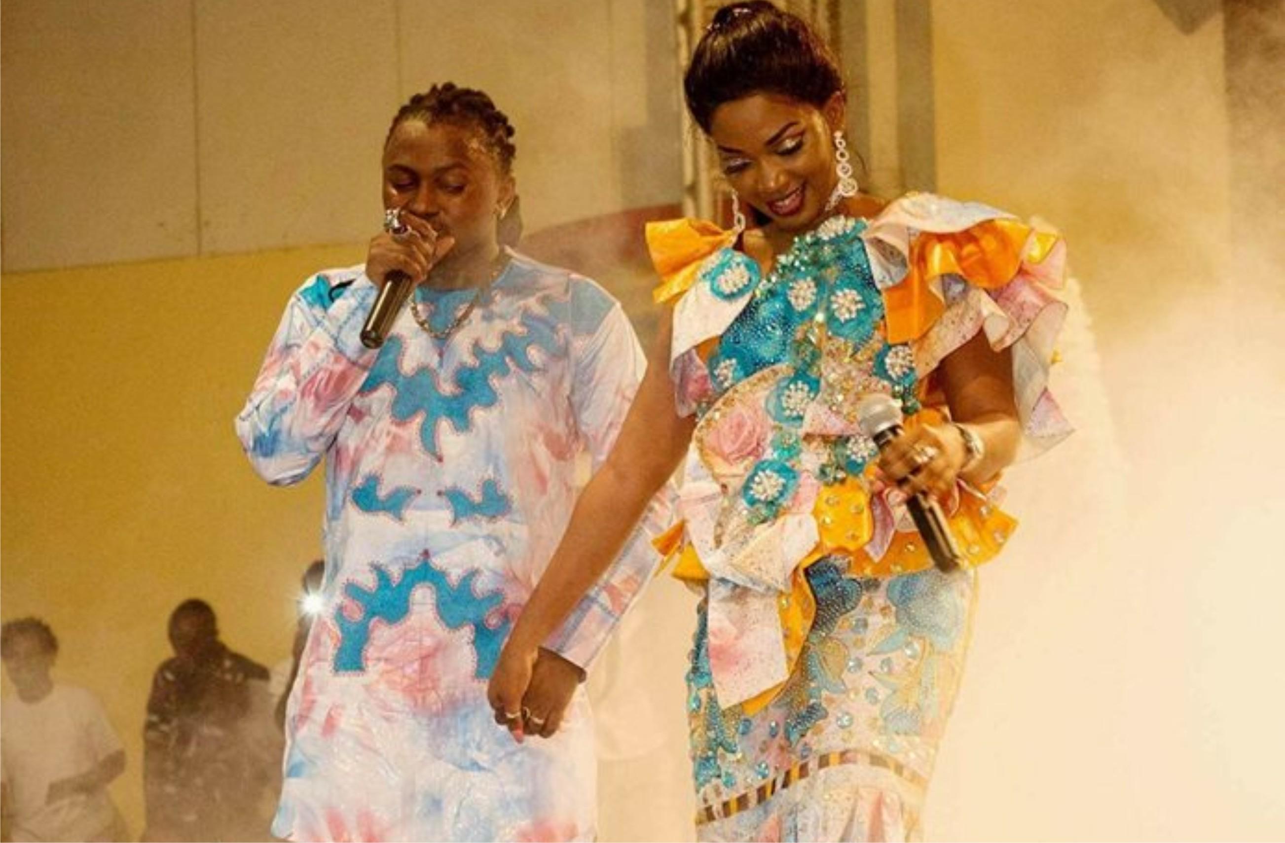 [VIDEO] Azaya & DjeliKaba Bintou s'affolent à nouveau sur scène!