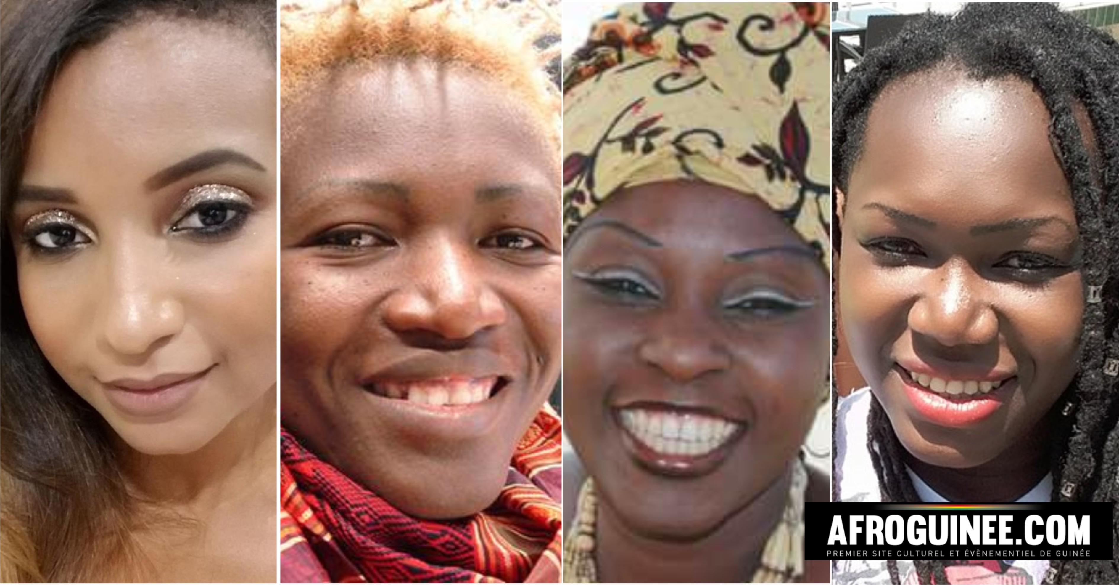 Fête des femmes: Elles se sont exprimées sur ©Afroguinée