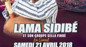 Lama Sidibé en concert à KÖLN, le 12 avril !