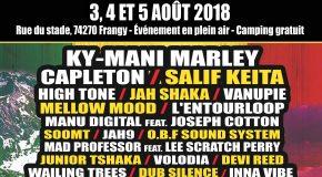 Nomade Reggae Festival, la 4ème édition !