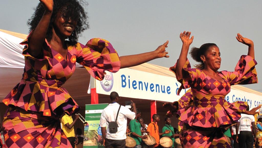 Guinée: bilan mitigé pour Conakry, capitale mondiale du livre