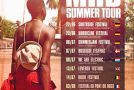 MHD annonce « Summer Tour »