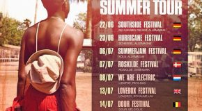MHD annonce «Summer Tour»