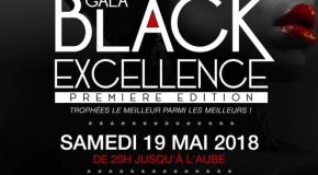 Le Gala BLACK Excellence, samedi 19 Mai à Paris !