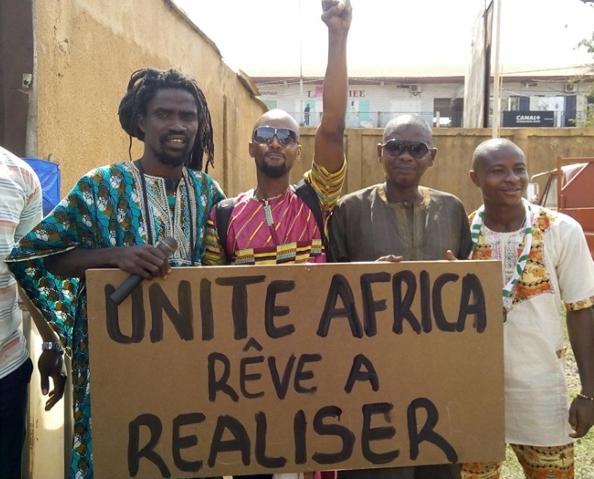 Fête de l'OUA: Djuwa compte se faire entendre de nouveau