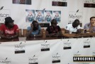 Guinée: Les Espoirs de Coronthiedevant la presse!